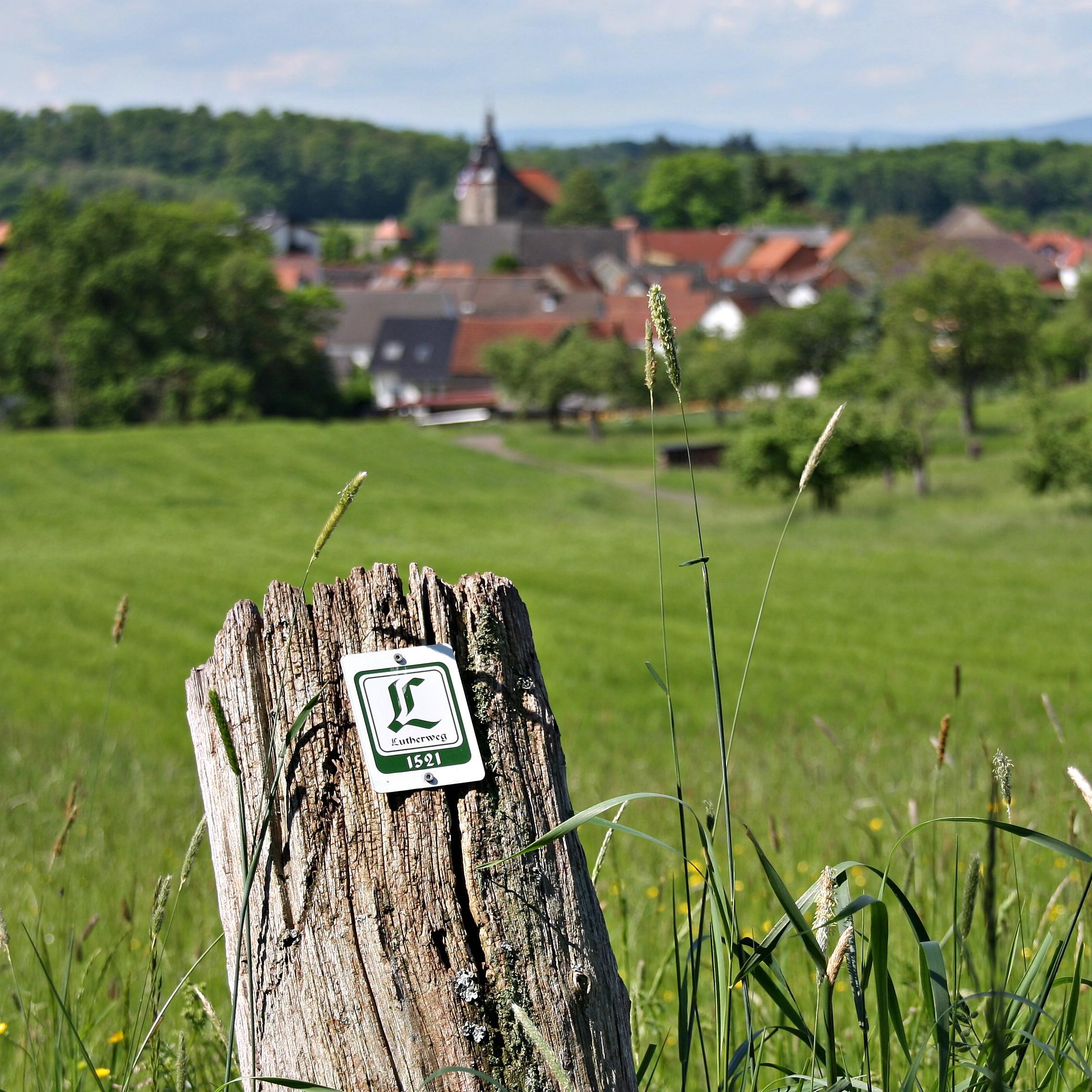 Am Lutherweg 1521