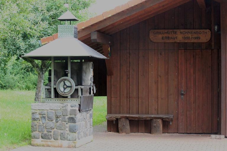Die Grillhütte